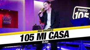 Rivivi le emozioni dello Show Case di Elisa a 105 Mi Casa