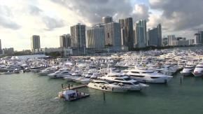 105 Miami: vi portiamo al Miami International Boat Show con Vicky