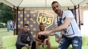 CIAK SI GIRA: FABIOLA E DANIELE BATTAGLIA AGLI MTV AWARDS!