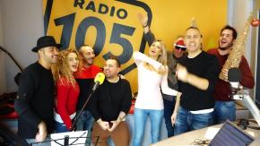 105 TAKE AWAY CANZONE NATALE 19-12-2017