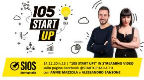 105 START UP #SIOS2020 edition