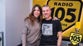 Fabiola Sciarrabasi a 105 Mi Casa: guarda le foto più belle!