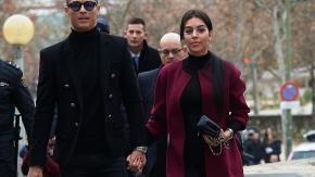 Georgina Rodriguez sarà a Sanremo 2020 e alloggia in un hotel a 3 stelle