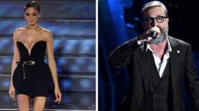 A Sanremo 2020 Marco Masini ed Elodie avrebbero litigato per poi fare pace