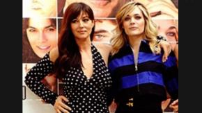 Monica Bellucci e Laura Chiatti insieme fanno impazzire il web
