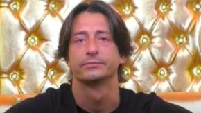 GFVIP: Francesco Oppini in lacrime ricorda l'ex fidanzata scomparsa
