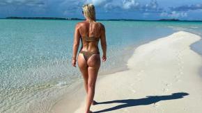 Lindsey Vonn posta una foto e gli haters la criticano per la cellulite, ecco la sua risposta