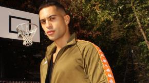 Mahmood ha inaugurato il suo campetto sportivo dedicato ai ragazzi