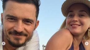 Orlando Bloom pubblica delle foto inedite con Katy Perry per augurarle buon compleanno