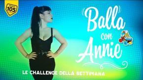 Balla con Annie! Zumba® edition