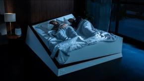 Ecco il letto smart che impedisce di invadere lo spazio del partner