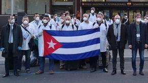 Candidati al Nobel per la Pace i medici cubani che aiutarono Crema durante l'emergenza Covid