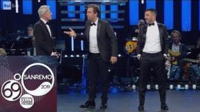 Sanremo 2019: Pio e Amedeo fanno ridere l'Italia intera