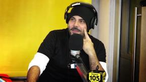 105 MI CASA MARCO D'AMORE 6-12-2017