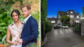 La nuova casa canadese di Harry e Meghan è una villa da 35 milioni di dollari