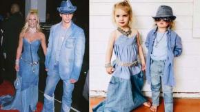 Britney Spears ricorda l'outfit tutto jeans con Justin Timberlake in modo dolcissimo