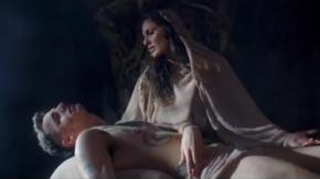 Achille Lauro diventa Gesù della Pietà di Michelangelo: il post è virale