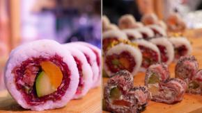 Arriva il sushi col salame: la trovata di 2 fratelli di Bari