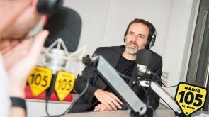 Fausto Brizzi a 105 Mi Casa, le foto