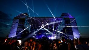 Audi Q2 è stata protagonista di VIVA! International Music Festival nella suggestiva location di Locorotondo