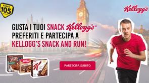 Corri a Londra con Max Brigante!