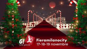 10a edizione di G! come giocare: l'evento di Natale di Milano sta arrivando