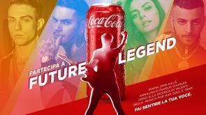 Con Coca-Cola Future Legend, la prossima star della musica potresti essere tu!