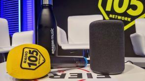 Alexa a 105 Mi Casa incontra i protagonisti di Sanremo 2019