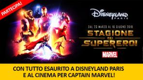 Con Radio 105 incontri i supereroi Marvel!