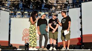 """Grande debutto di Future Legend a Battiti Live 2019 nel cuore di Vieste e... """"nel cuore della musica""""!"""