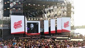Le squadre del Rap e del Trap di Future Legend sul palco di Battiti Live 2019 a Brindisi
