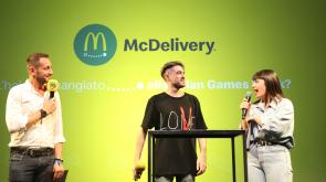 McDelivery vince alla Milan Games Week!