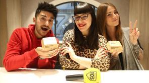 Il San Valentino di Annie Mazzola da McDonald's per il Nutella® Party