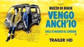 """Medusa Film presenta """"Vengo Anch'Io"""" la prima divertente commedia diretta ed interpretata dai comici Maria Di Biase e Corrado Nuzzo"""
