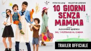 """Vi immaginate Fabio De Luigi in versione... """"mammo""""? Non perdete """"10 Giorni Senza La Mamma"""""""