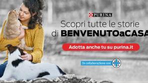 Scopri #BENVENUTOACASA la piattaforma dedicata alle adozioni