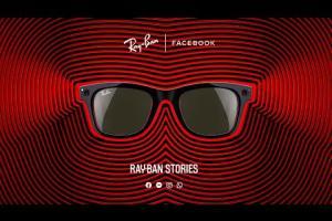 Arrivano gli occhiali smart di Facebook marchiati RayBan