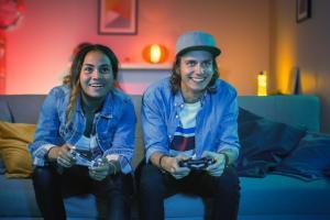 Videogame: una sessione di gioco vale quanto 1000 addominali