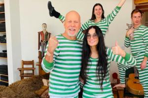 Demi Moore e Bruce Willis in quarantena insieme: ritorno di fiamma?