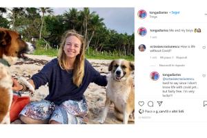 Una donna è partita per un weekend a Tonga prima della pandemia ed è rimasta bloccata per 18 mesi