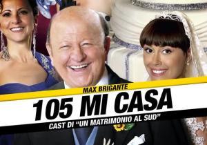 """Massimo Boldi a 105 MiCasa: """"Sono ancora un ragazzo!"""""""