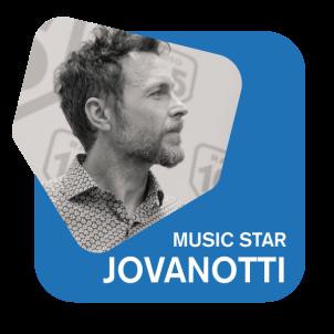 MUSIC STAR Jovanotti