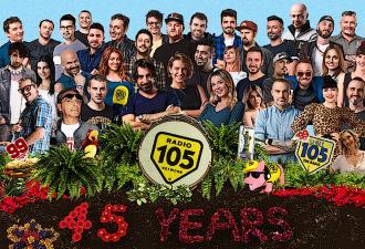 45 ANNI DI RADIO 105