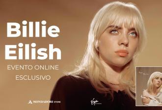 Billie Eilish: vivi con noi e Mondadori Store l'esclusivo evento online per i fan italiani