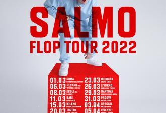"""Salmo: ecco tutte le date del suo """"Flop tour"""""""