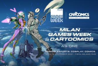 Partecipa al concorso di Radio 105 e vivi la Milan Games Week & Cartoomics experience