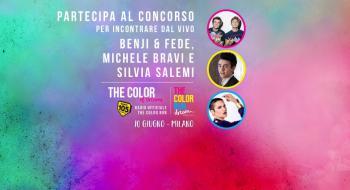 Ti piacerebbe incontrare Michele Bravi e Benji & Fede alla tappa di Milano?