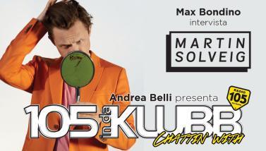 Martin Solveig a 105 InDaKlubb, venerdì 22 settembre