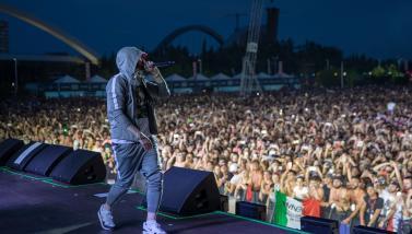 Eminem a Milano: le foto più belle del concerto all'Area Expo - Experience