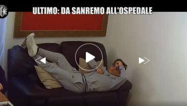 Lo scherzo di Mitch a Ultimo: da Sanremo all'ospedale